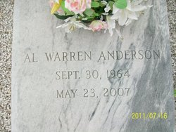 Al Warren Anderson