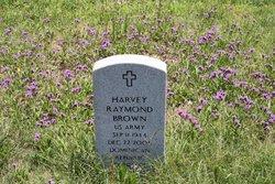 Harvey Raymond Brown
