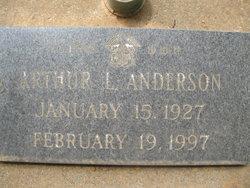 Arthur Lawrence Anderson, Jr