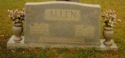 Margaret <i>Kelly</i> Allen
