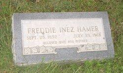 Freddie Inez Mama Hame <i>Rainey</i> Hamer