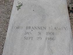 Lorie <i>Brannen</i> Beasley