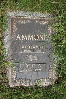 Betty G <i>Farber</i> Ammond