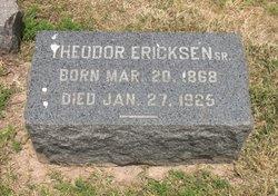 Theodor Ericksen, Sr