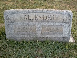 B. Frank Allender