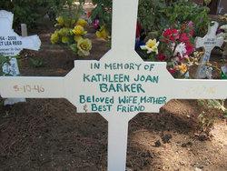 Kathleen Joan Barker