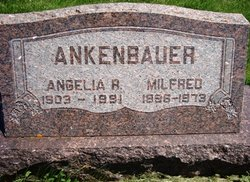 Milfred James Ankenbauer