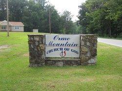 Orme Mountain Cemetery