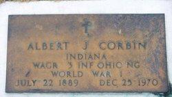 Albert Jackson Corbin