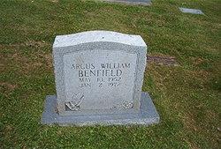 Arcus William Benfield