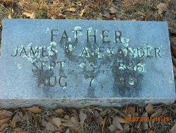 James William Jim Alexander, Jr