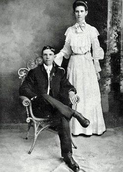 Hattie Amanda <i>Henderson</i> Allen