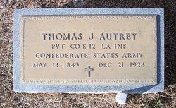 Thomas Jefferson Autrey