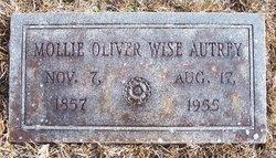 Mollie Henrietta <i>Oliver</i> Autrey