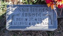 Ronnie Eugene Abbott