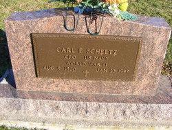 Carl Emmit Scheetz