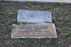 Augustus Lee Gus Baker