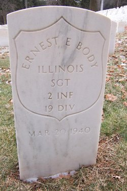 Ernest E Body