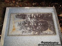 William Glover Bass
