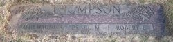 Robert Emanuel Thompson