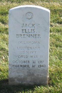 Jack Ellis Brenner