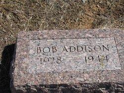 Bob Bobby Addison