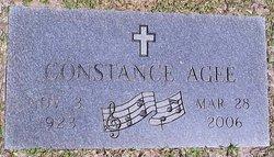 Constance E <i>Schaedler</i> Agee