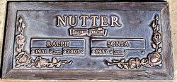 Ralph Edward Nutter