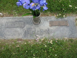 Mary Ruth <i>Hillman</i> Allen