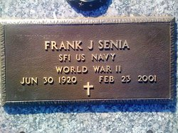 Frank Joseph Senia