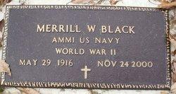 Merrill Wiliiam Bud Black