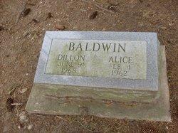 Dillon Baldwin