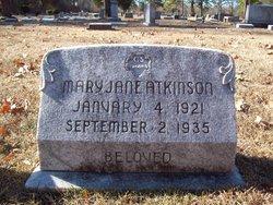 Mary Jane Atkinson