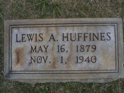 Lewis A Huffines