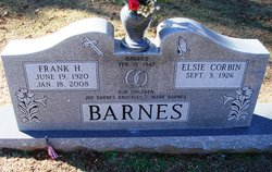 Frank H Barnes