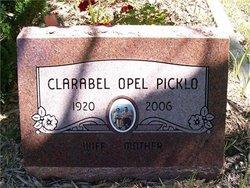 Clarabel Opel <i>Bunker</i> Picklo
