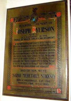 Joseph Ryerson