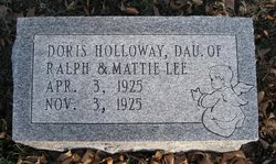 Doris Holloway Lee