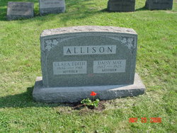 Daisy May <i>Baldwin</i> Allison