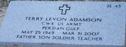 Terry Levon Adamson