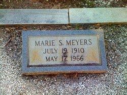 Marie S Meyers