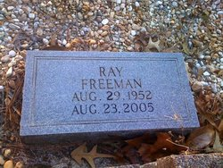 Ray Freeman