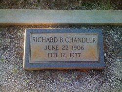 Richard B Chandler