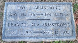 Roy J Armstrong