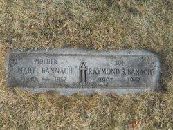 Raymond S. <i>Banach</i> Bannach