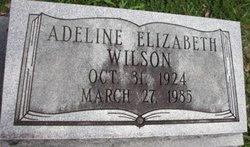 Adeline Elizabeth Wilson