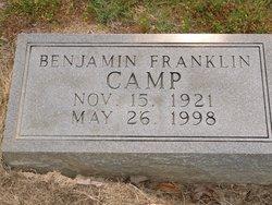 Benjamin Franklin Tiny Camp
