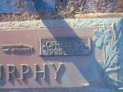 Ophelia A. <i>Akins</i> Murphy
