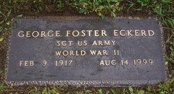 George Foster Eckerd