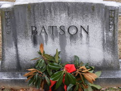 Joanna <i>Patterson</i> Batson